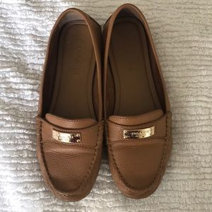 Coach women's loafers size 7.5